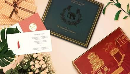 Изысканность и роскошь: как выглядели свадебные приглашения Приянки Чопры