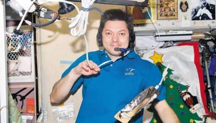 Російський астронавт на МКС залишився без подарунка до свят: у чому причина