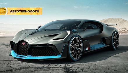 Компанія Bugatti випробувала гальмівний диск, надрукований на 3D принтері