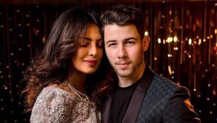 Приянка Чопра удивила сеть очередным свадебным платьем: яркие фото