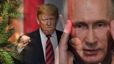 """""""Просто веселитесь"""": Трамп – похититель Рождества и Ядерный Путин"""