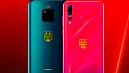 Huawei выпустит специальную праздничную версию смартфонов Mate 20 и Nova 4