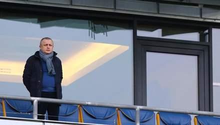Суркіс не виплатив тренеру гроші за продаж Ярмоленка