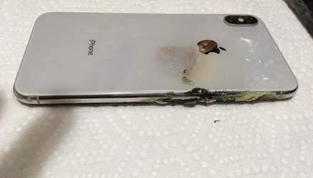 iPhone Xs Max взорвался в кармане пользователя