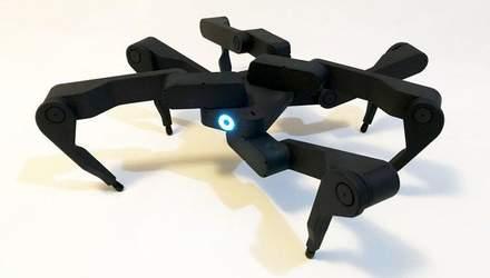 Robugtix представила складного шестиногого робота Z6