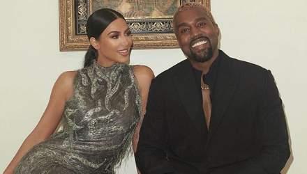 Ким Кардашян и Канье Уэст ожидают появления четвертого ребенка – СМИ