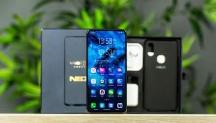 Vivo показала свой смартфон с поддержкой 5G – Vivo NEX 5G