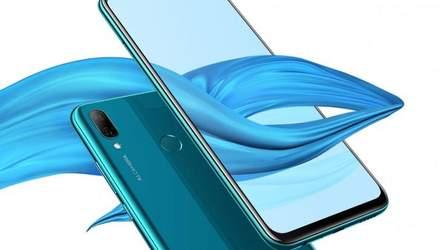 Huawei Y9 2019 представили офіційно: характеристики