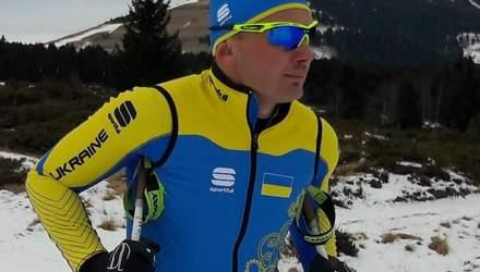 Тренер збірної України з лижного спорту поскаржився, що їм дістаються залишки за біатлоністами
