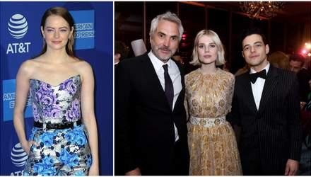 Ірина Шейк, Бредлі Купер, Рамі Малек та інші зірки відвідали кінофестиваль: яскраві фото