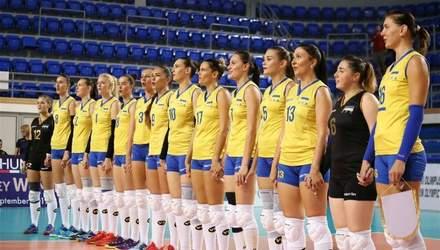 Женская сборная Украины по волейболу пробилась на Евро-2019
