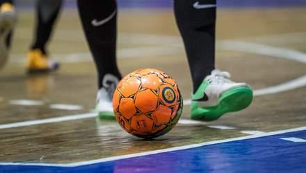 Український футзаліст забив диво-гол, обігравши чотирьох гравців: відео