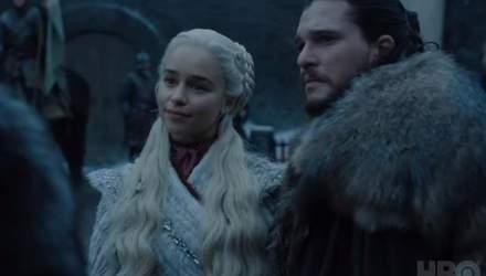 """""""Вінтерфелл ваш, ваша милість"""": що показали у новій сцені фіналу """"Гри престолів"""""""