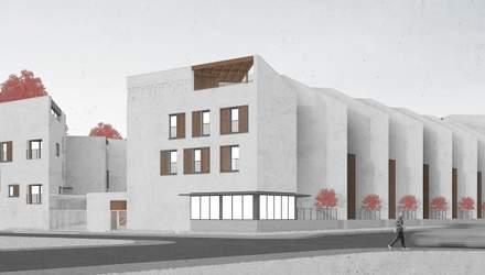 Pensacola Cityblock: дебютный американский проект украинского бюро Drozdov & Partners