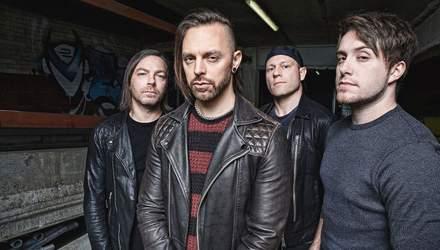 Британские металкорщики Bullet for my Valentine впервые дадут концерт в Киеве