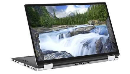 """Dell представила ноутбук-трансформер с """"шестым чувством"""", работающий сутки без зарядки"""