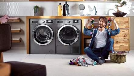 Супершвидко та якісно: чим здивувала світ унікальна пральна машина від beko