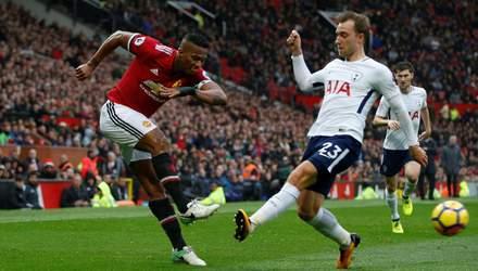 Тоттенхем – Манчестер Юнайтед: прогноз букмекерів на матч АПЛ