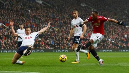 Тоттенхем – Манчестер Юнайтед: де дивитися онлайн матчу чемпіонату Англії
