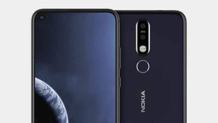 """Nokia планує представити свій смартфон із """"дірявим"""" дисплеєм: фото"""