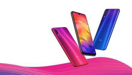 Xiaomi Redmi Note 7: представили первый смартфон компании под новым брендом