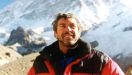 Українець, якому вдалося підкорити 14 найвищих гір у світі