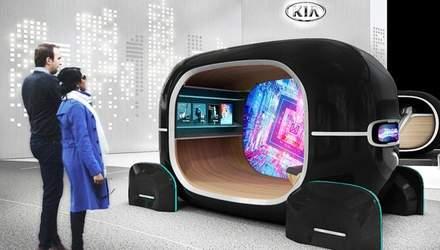 Беспилотные авто будут подстраиваться под настроение пассажиров с технологией от  Kia Motors