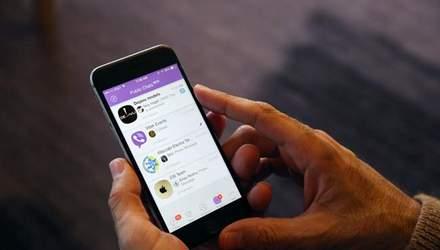 Майже усі українці зі смартфонами мають Viber – цікава статистика