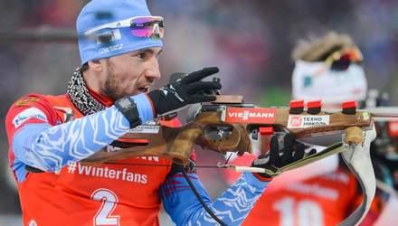 В биатлоне разгорелся скандал из-за победы россиянина, которого обвинили в употреблении допинга