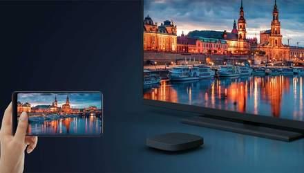 Xiaomi представила свою самую дешевую телеприставку – Mi Box 4 SE
