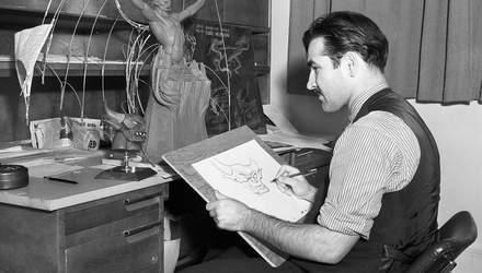 Українець, який став найкращим аніматором Волта Діснея