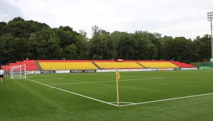 Збірна України зіграє матч відбору до Євро-2020 на стадіоні, який вміщає лише 5 тисяч глядачів