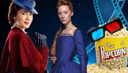 Що подивитись після свят: 5 фільмів січня, вартих уваги