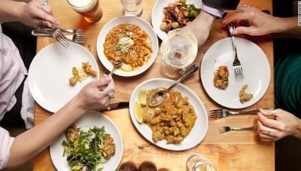 Чим небезпечне переїдання та як відновити звичайний режим харчування після свят: поради лікаря