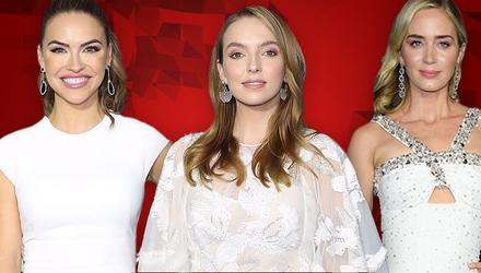 Тренд – біле плаття: топ-10 образів на Critics' Choice Awards 2019