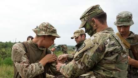 Служба в Украине вдохновила военного США разработать новое картографическое приложение