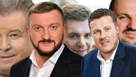 Антирейтинг 2018 года: комические итоги деятельности топ-коррупционеров, том 2