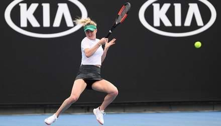 Світоліна та Ястремська без проблем вийшли у наступне коло Australian Open, Козлова вилетіла