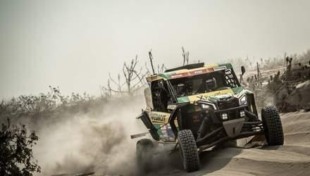 Очередной этап на ралли Дакар завершился авариями: видео