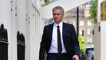 """Моуринью нашел новую работу после ухода из """"Манчестер Юнайтед"""""""