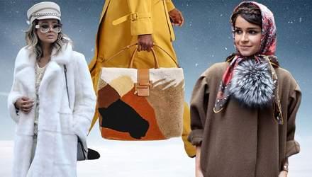 Топ-5 вещей в зимнем гардеробе: советы стилиста
