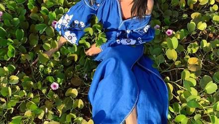 Маша Ефросинина похвасталась стройной фигурой в купальнике: фото