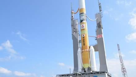 Япония запустила ракету Epsilon с несколькими легкими спутниками