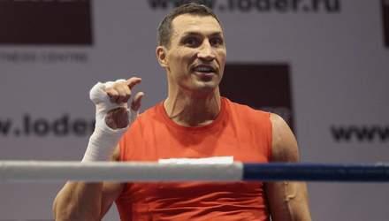 Владимир Кличко начал переговоры с транслятором и может провести три боя, – The Ring
