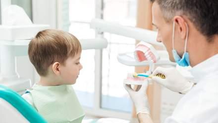 Як підготувати дитину перед візитом до стоматолога