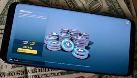 Игра Fortnite стала инструментом для мошенников: детали