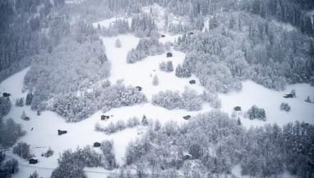 В результате схода двух лавин погибли люди в Швейцарии