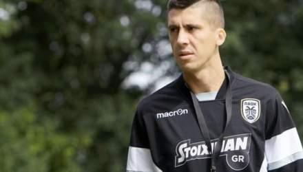 Скандальний Хачеріді покине ПАОК та вже обрав новий клуб, – ЗМІ