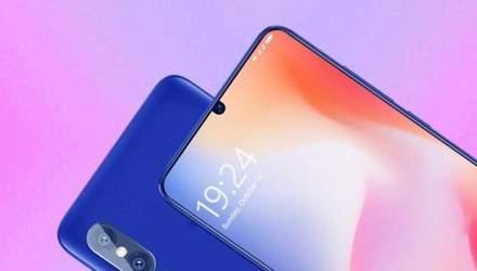 Xiaomi Mi X: фото и характеристики неанонсированного смартфона появились в сети
