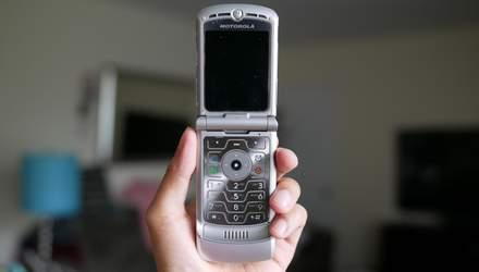 Как будет выглядеть обновленный смартфон-жабка Motorola RAZR V3: фото